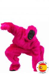 Pinkki gorillapuku aikuiselle