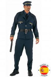 Miesten naamiaisasu Stripteaser Seksikäs poliisi