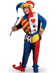 Korttipakan Jokeri -asu aikuisille