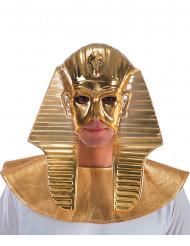 Kultainen faaraon naamio aikuisille