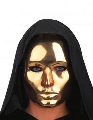 Kultainen naamio aikuisille