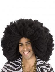 Suuri musta afroperuukki aikuisille