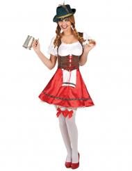 Birgit Aplesita - Oktoberfest-mekko aikuiselle