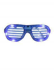 Siniset LED lasit