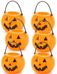 6 ämpäriä, Halloween-kurpitsa