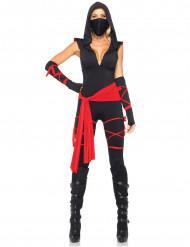 Naisten ninja naamiaispuku