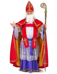 Pyhä Nikolaus -asu miehelle - luksus
