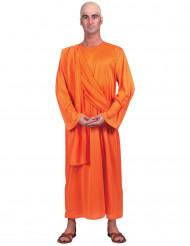 Aikuisten buddhalaismunkki naamiaispuku