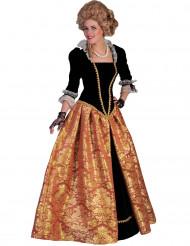 Barokkiaikainen aatelisrouva