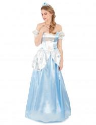 Satumaisen prinsessan mekko aikuiselle