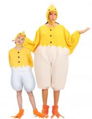 Tipuset -naamiaisasut aikuiselle ja lapselle