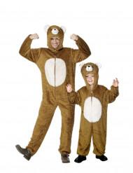 Karhuasut aikuiselle ja lapselle