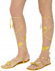 Kultaiset sandaalit