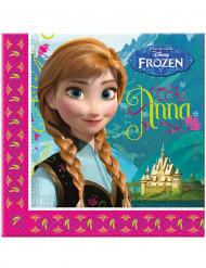 Frozen™ Anna-servetit, 20 kpl