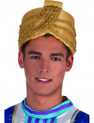 Kullanvärinen sulttaanin hattu