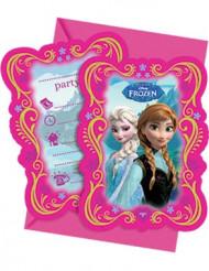 Frozen™ Kutsukortit 6kpl