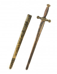 Kultainen miekka ja tuppo