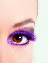 Lyhyet violetit tekoripset