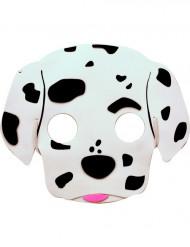 Dalmatialaisen naamari lapselle