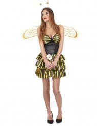 Mehiläisasu naisille