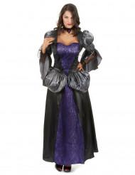 Violetti varjo - Naisten Vampyyriasu
