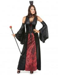 Pimeyden kreivitär - Naisten Vampyyriasu