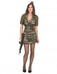 Naisten armeija-asu