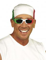Bandana-huivi Italian väreissä