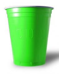 Vihreät original cup -muovimukit, 20 kpl