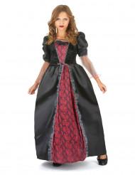 Pelotteleva vierailija - Vampyyrin mekko lapsille