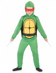 Kilpikonnasoturin asu lapsille