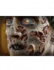 Mädäntynyttä zombien ihoa