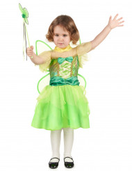 Vihreä keijukainen -naamiaisasu lapsille