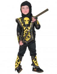 Hurja Ninja -naamiaisasu lapselle