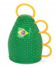 Marakassi Brasilian väreissä