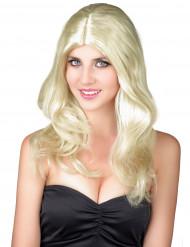 Blondi - Naisten vaalea peruukki