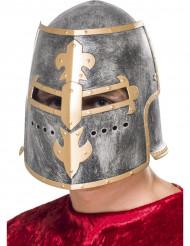 Keskiaikaisen ritarin kypärä