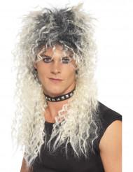 Blondi punk peruukki