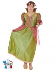 Metsäprinsessan naamiaisasu tytölle