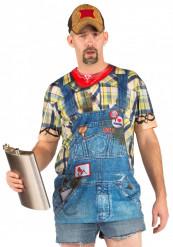 Hill Billy -paita aikuiselle
