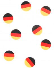 Konfetti Saksan lippu 150kpl