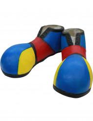 Klovnin siniset kengät