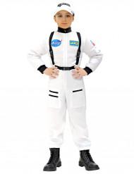Astronautin asu - Naamiaisasu lapsille