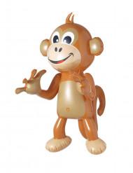 Puhallettava apina 50 cm