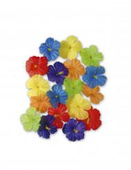 Värikkäitä koristekukkia, 18 kpl