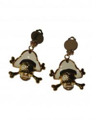 Kultaiset merirosvokorvakorut