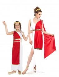 Roomalaiset asut äidille ja tyttärelle