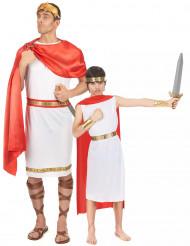 Roomalaiset naamiaisasut isälle ja pojalle