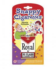 Näpäyttävä tupakka-aski