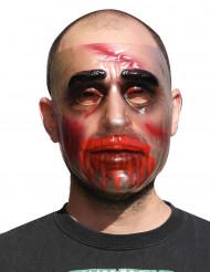 Aikuisten läpinäkyvä Halloween-naamari